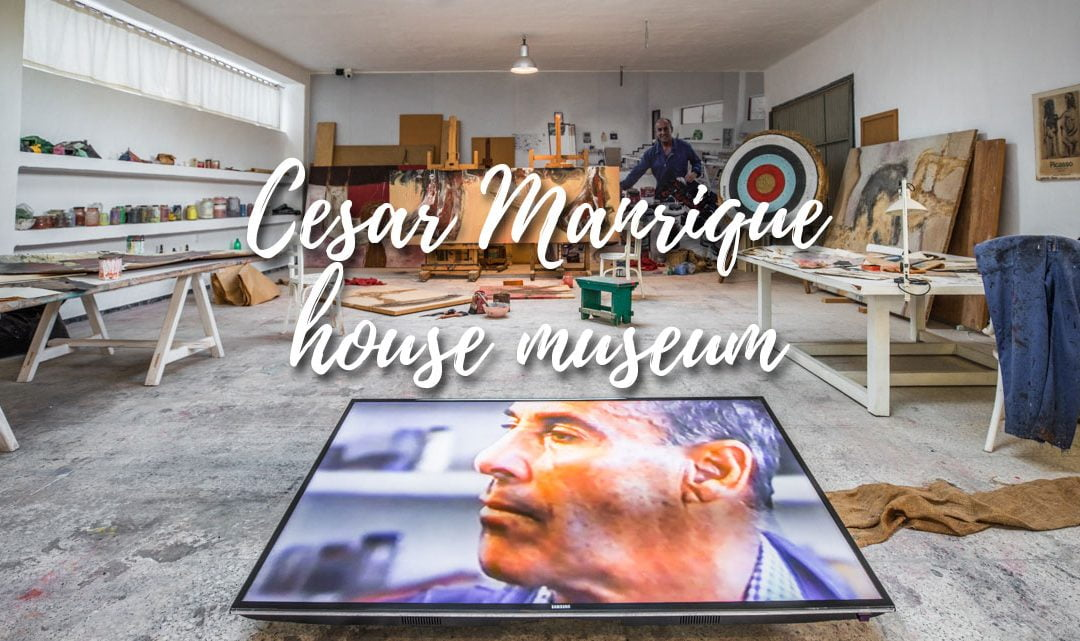 Cesar Manrique house museum in Haria – Things to do in Lanzarote