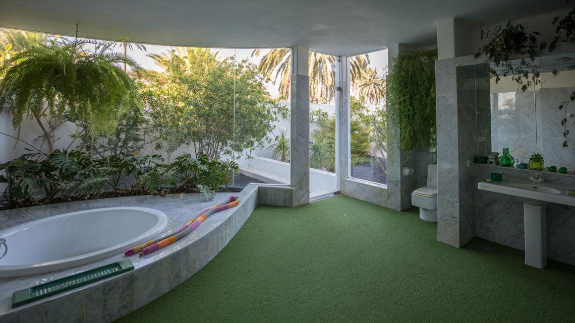 Cesar Manrique house museum Lanzarote