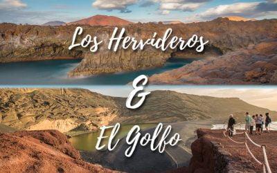 El Golfo and Los Hervideros – Things to do in Lanzarote
