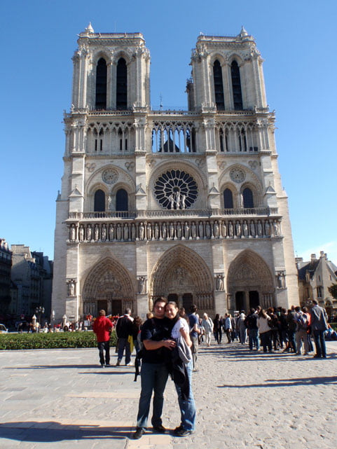 Thoughts from the road, Notre Dame