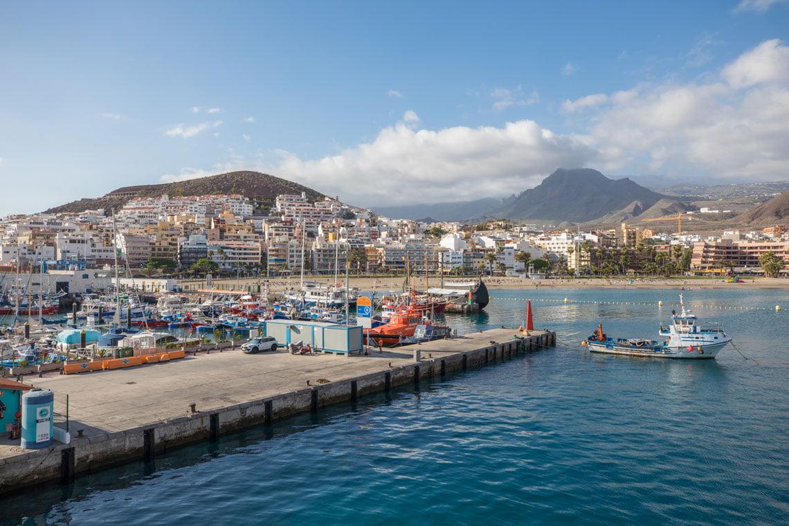 Blog trip to La Gomera with Eco-tourism club Spain.