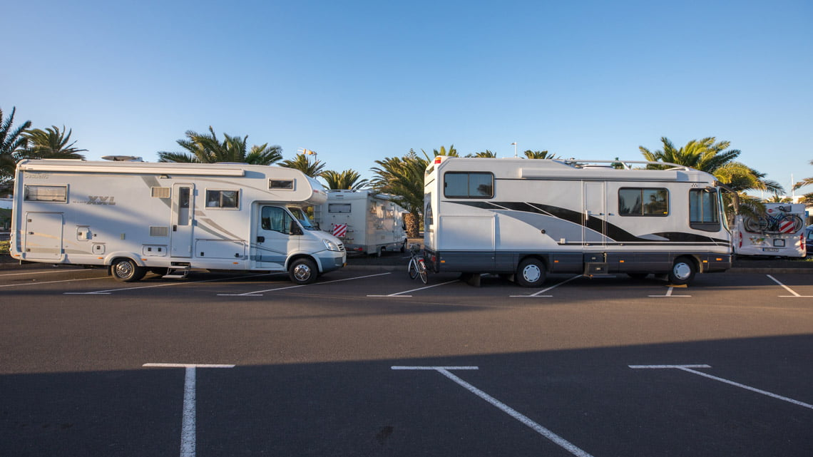 How much does the size of your motorhome matter?