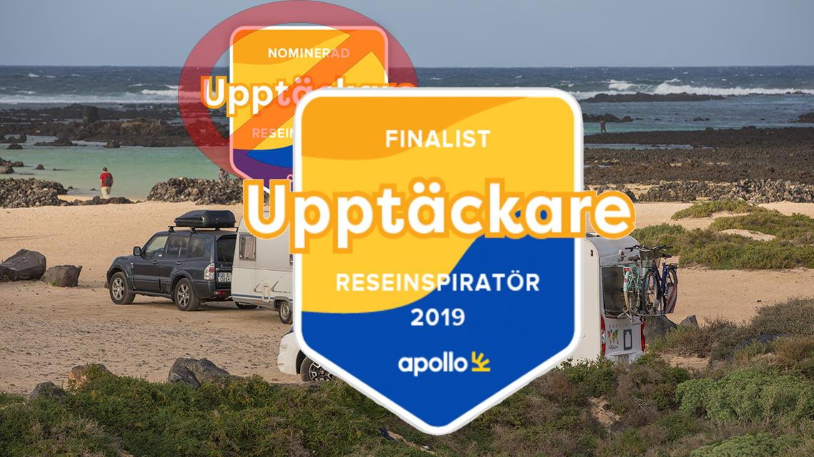 Apollo finalist 2019