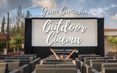 Outdoor cinema in Gran Canaria – Moonlight Cinema