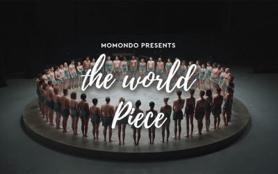 The World Piece – Awesome work momondo