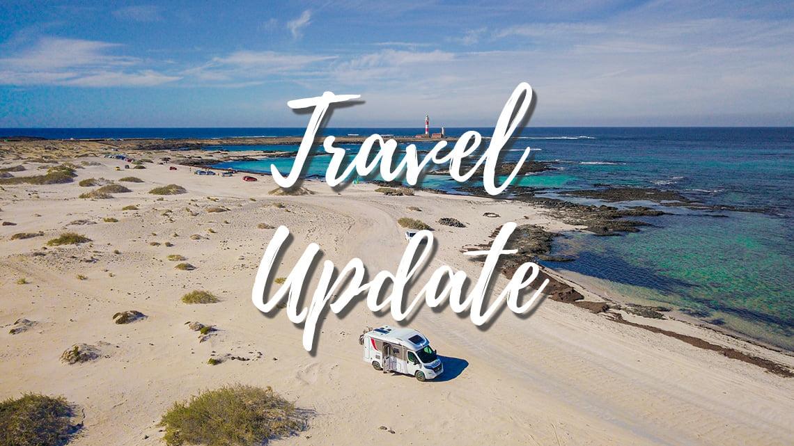 Travel Update