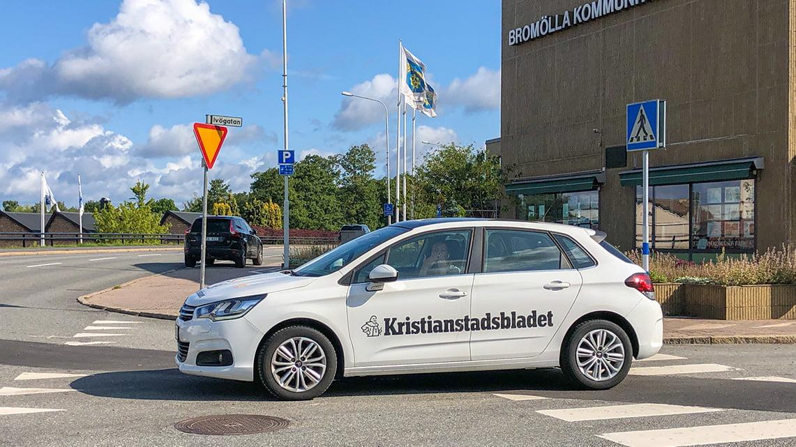 Kristianstadsbladet Bromölla