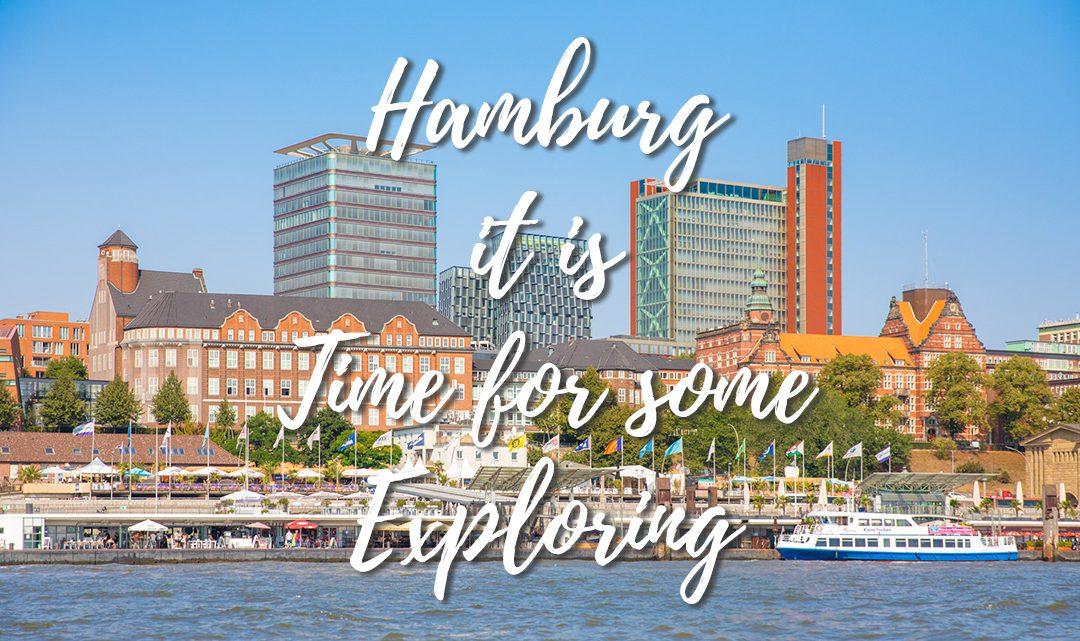 Hamburg here we come
