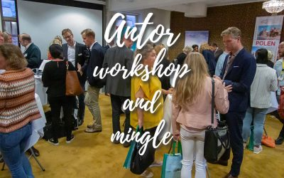 Antor workshop and mingle in Malmo