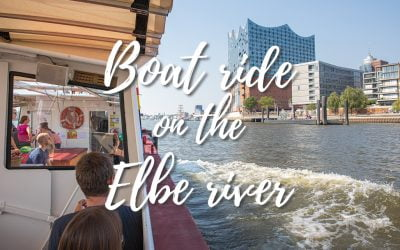 Boat ride on the Elbe river with Barkassen – Meyer