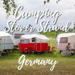 Camping Stover Strand