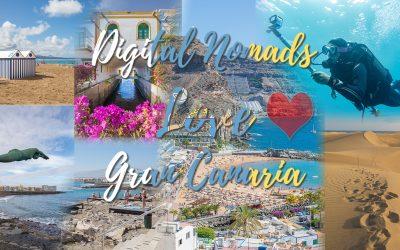 Digital Nomads love Gran Canaria – upcoming event