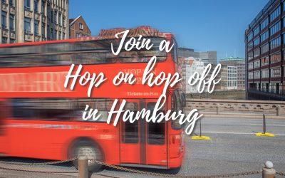 Hop on hop off in Hamburg – Stadrundfahrt
