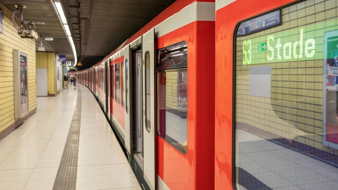 Train Hamburg