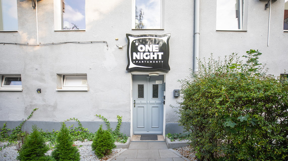 One Night Apartamenty Zielona Gora Rooms