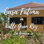 Casa Fatima in Valle Gran Rey