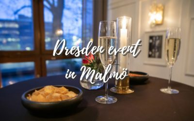 Dresden event in Malmo