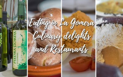 Eating in La Gomera – Culinary delights and Restaurants