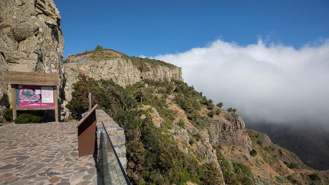 Guide to La Gomera - Mirador de La Laja