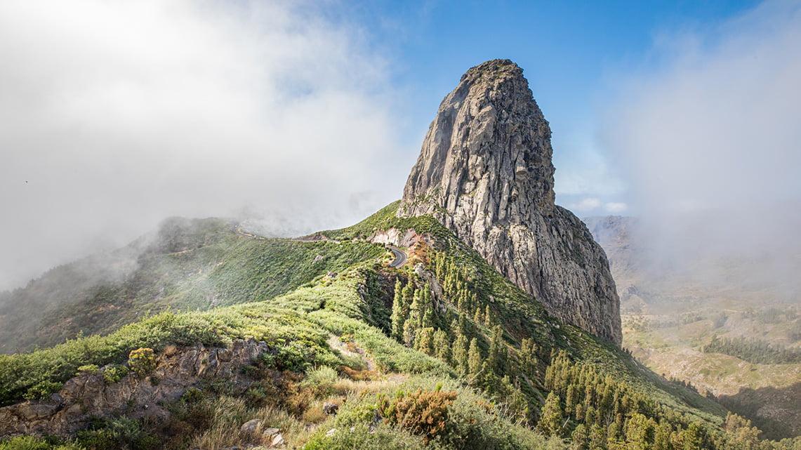 Guide to La Gomera - Mirador de Los Roques