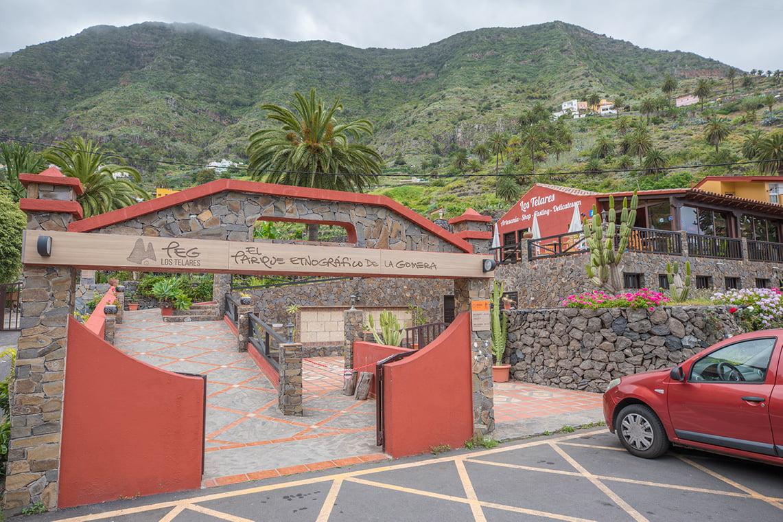PEG Los Telares - El Parque Etnografico de La Gomera