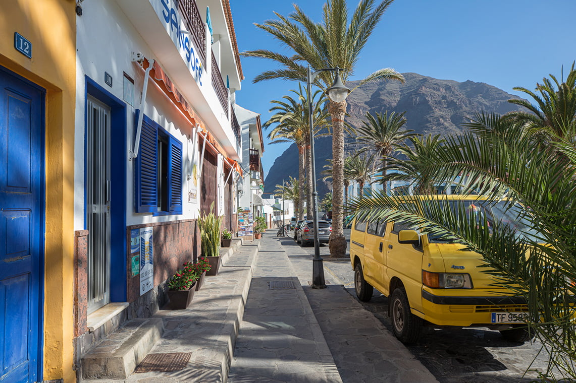 Guide to La Gomera - Valle Gran Rey