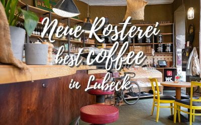 Neue Rosterei – Coffee to die for!