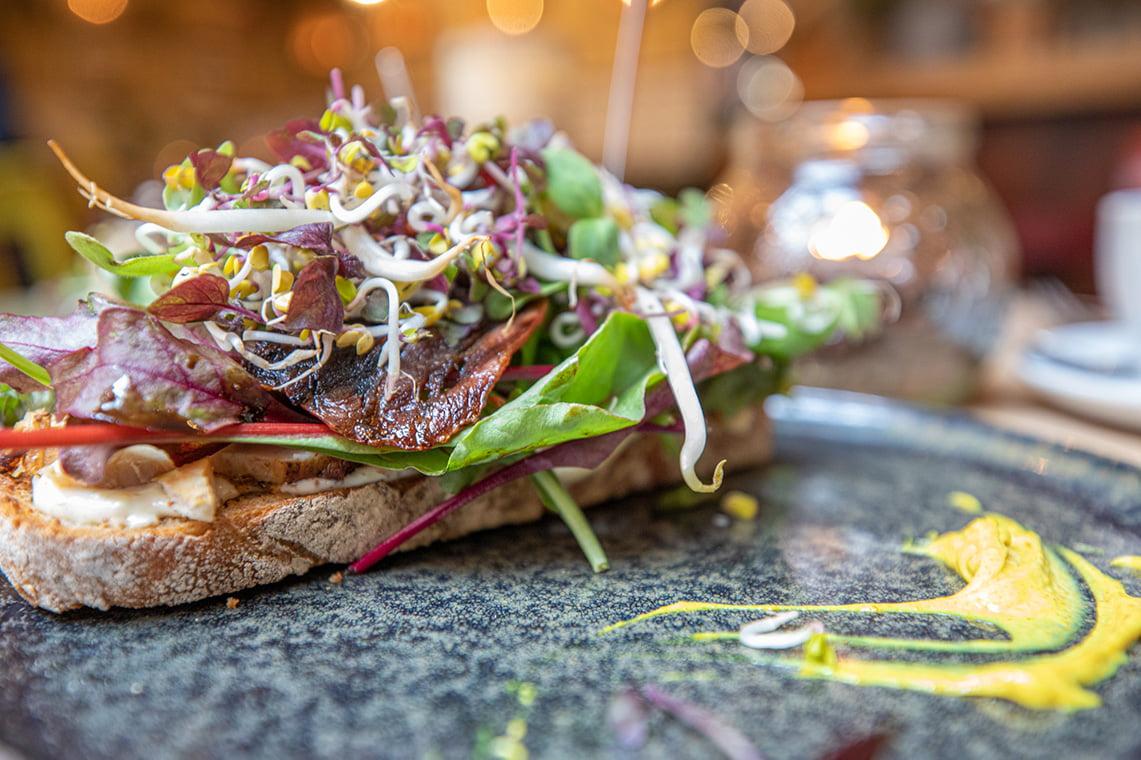 Sandwich at Neue Rosterei