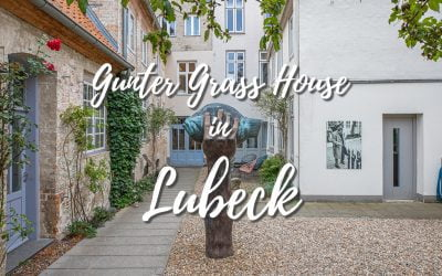 Gunter Grass House in Lubeck