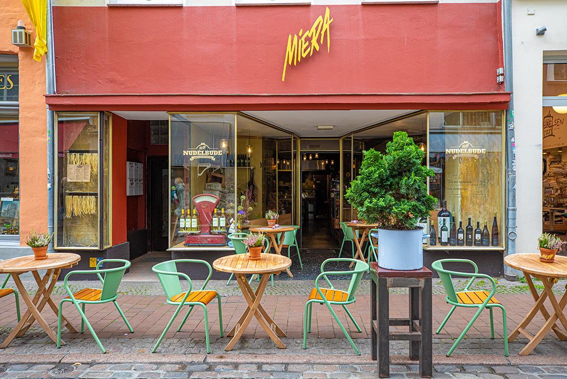 Restaurant Miera