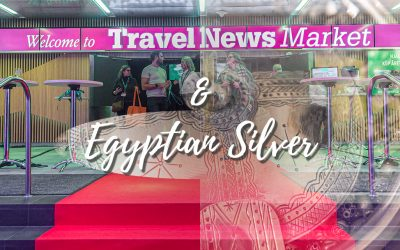 Travel News Market and Egyptian Silver in Stockholm