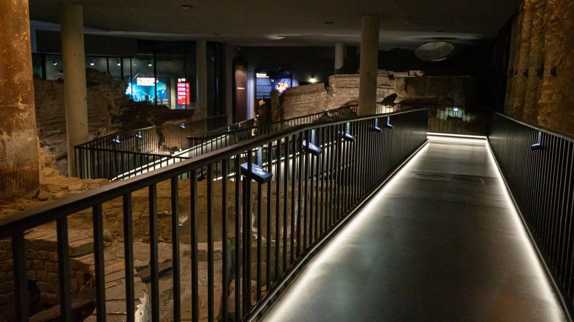 European Hansemuseum in Lubeck