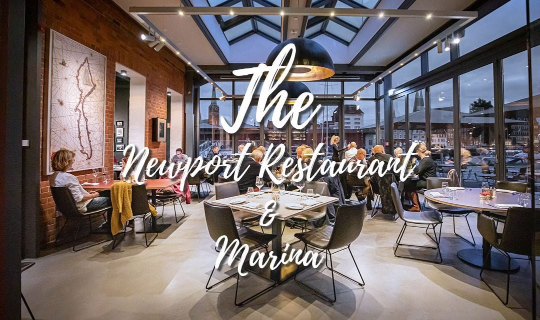 The Newport Restaurant & Marina – Eat in a beautiful environment