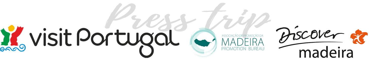 Press trip Madeira logo