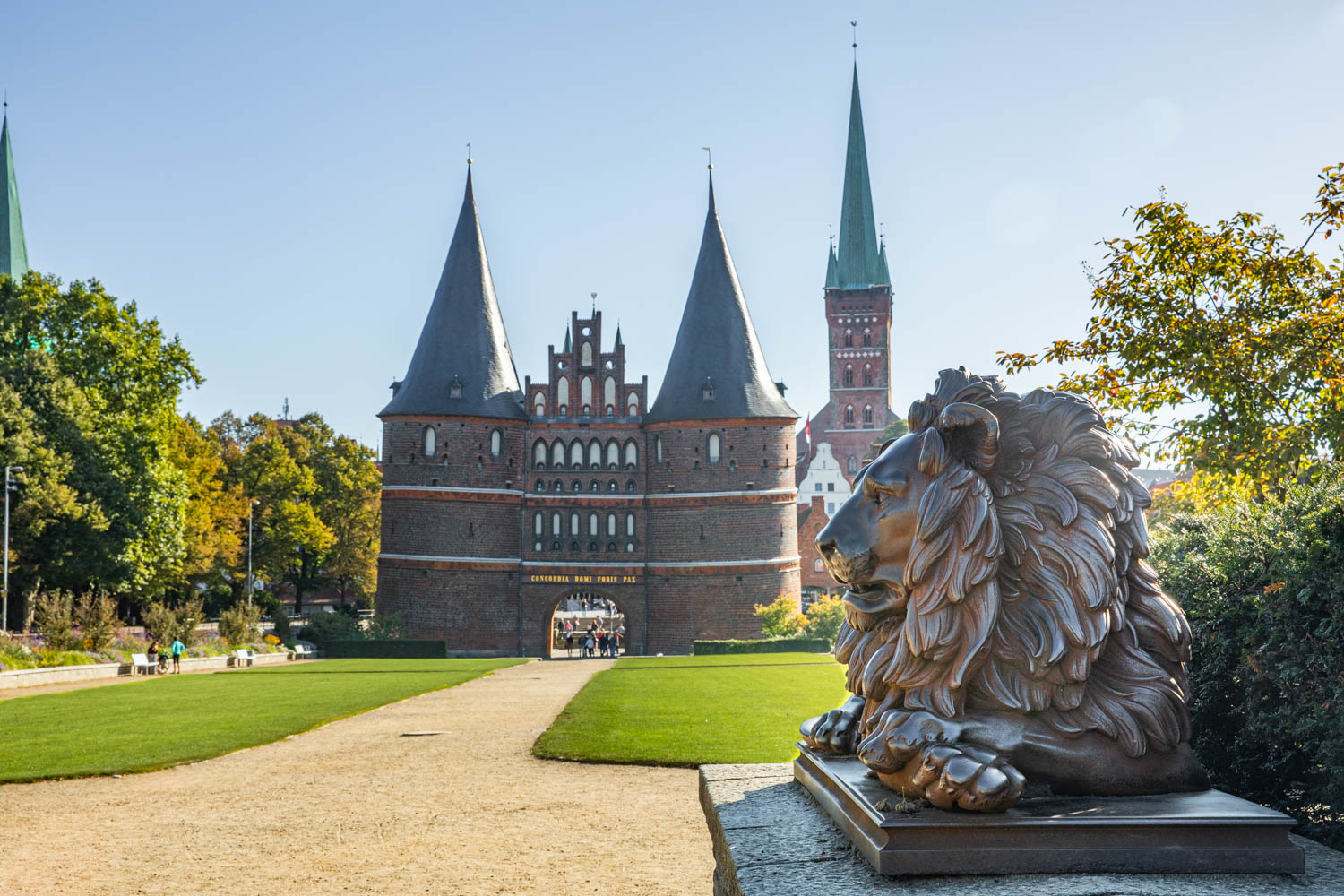 Your guide to Lubeck
