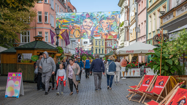 Wine festival in Poland Winobranie