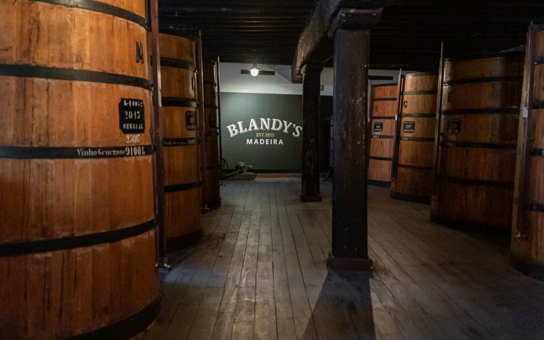 Madeira Wine Company – Tour with tasting