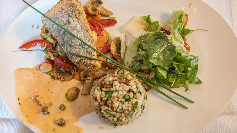 Retro restaurant in Zielona Gora has fantasic food