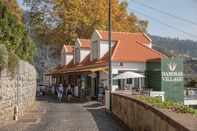 Restaurants in Madeira, Patio das Babosas