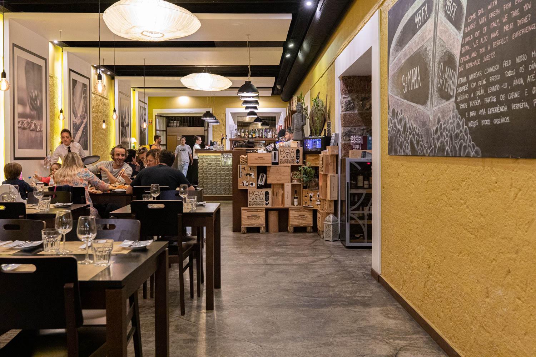Restaurants in Madeira, Hostel Santa Maria