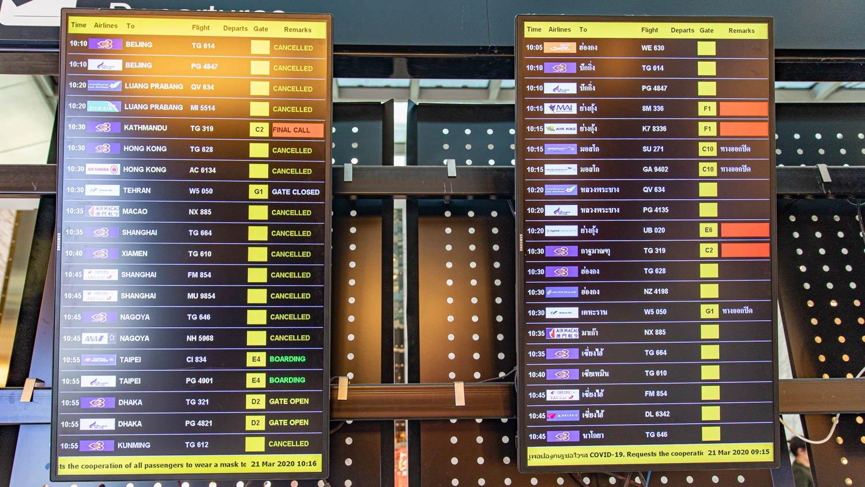 Flightright Cancelled flights