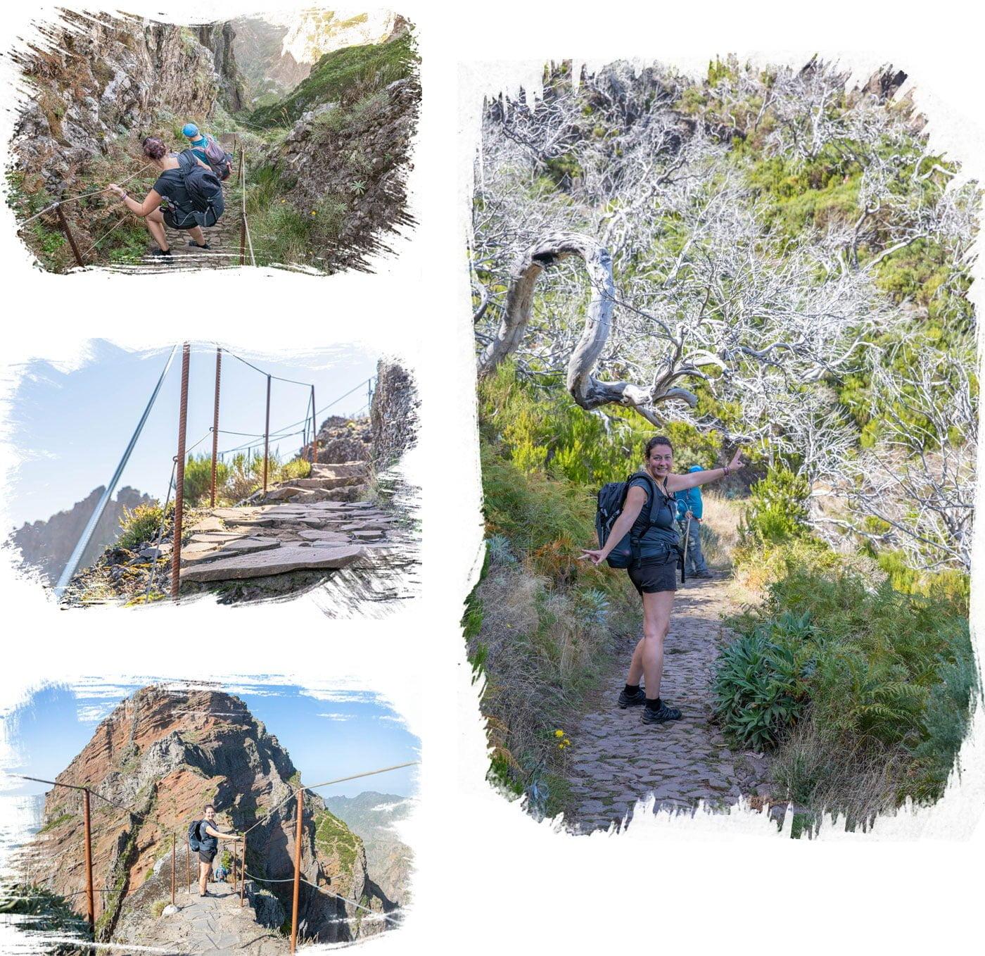 Our experience of the peak to peak walk