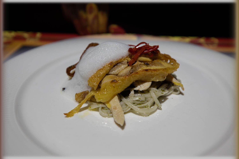 China - Fifth dish
