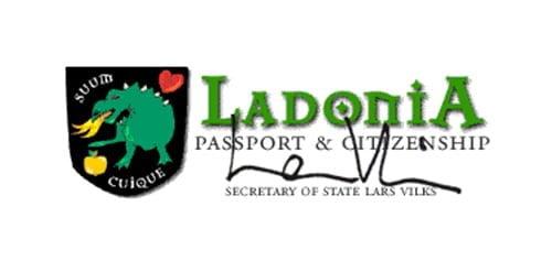 Ladonia citizenship