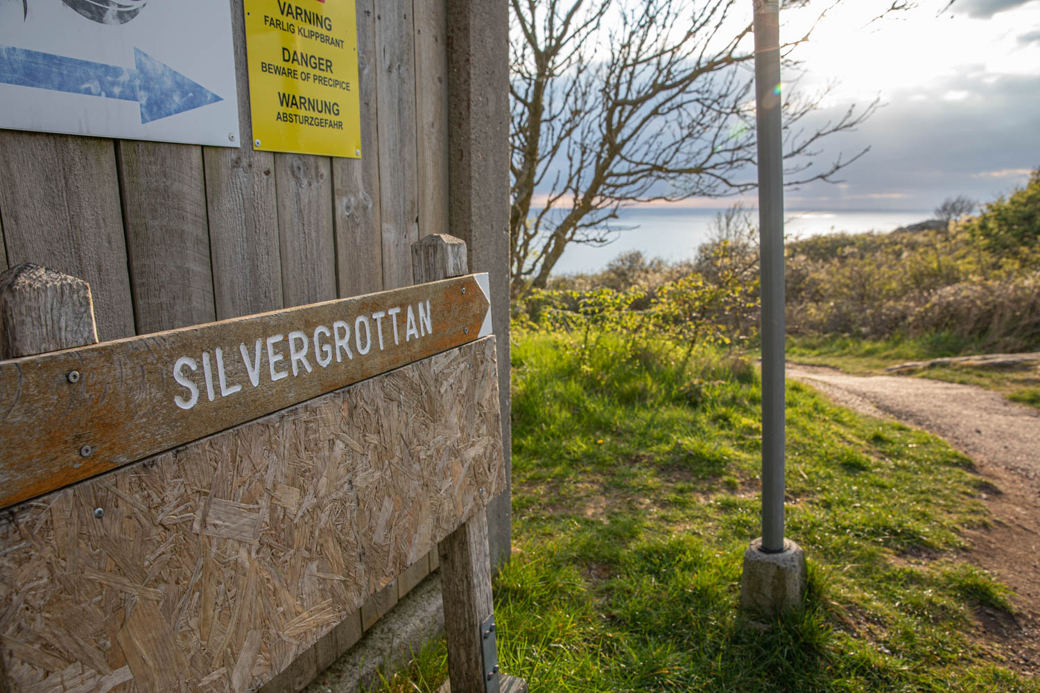 """Silvergrottan - The """"Silver cave"""""""