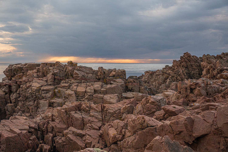 Kullens lighthouse is Swedens strongest lighthouse