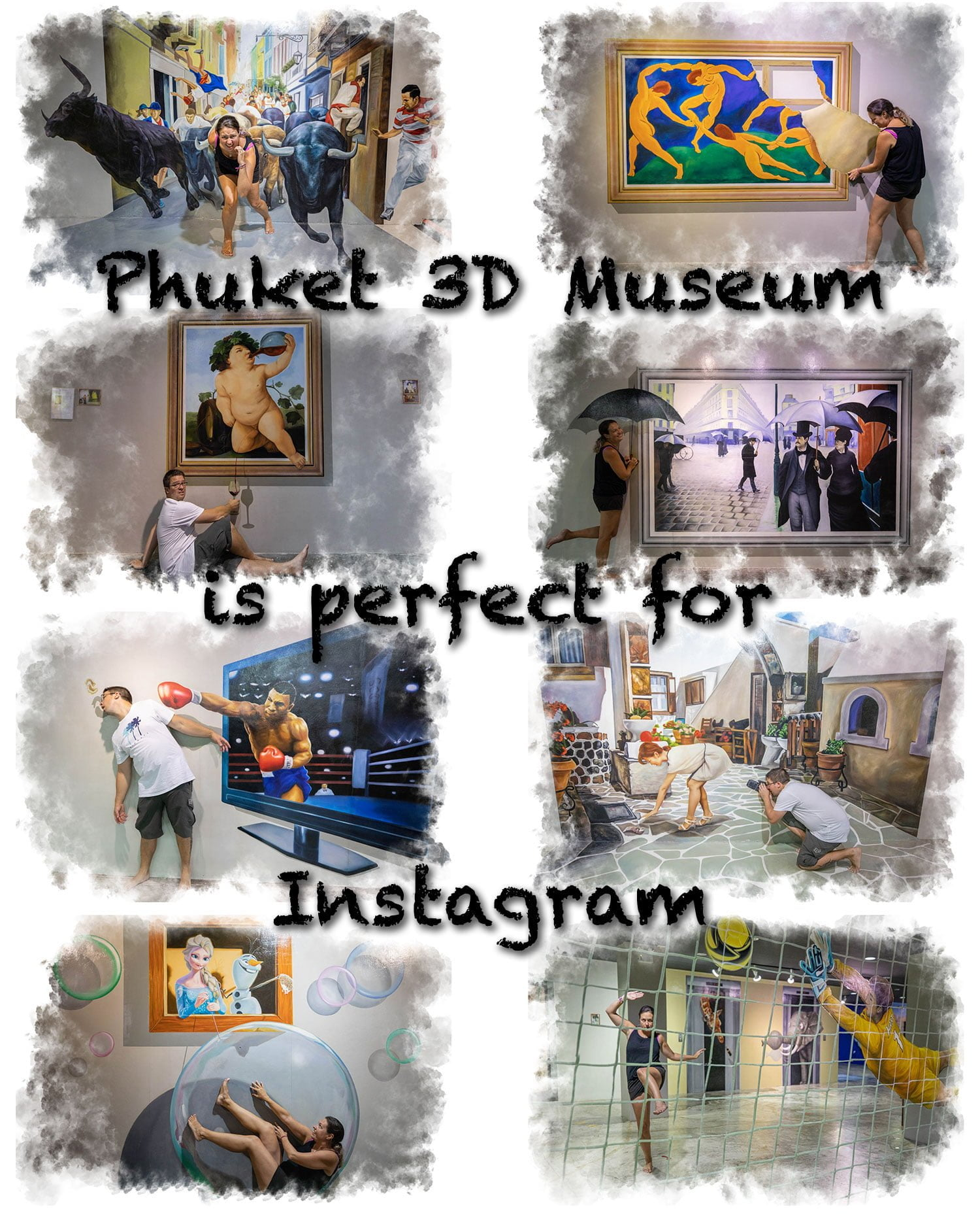 3D Museum is perfect for Instagram