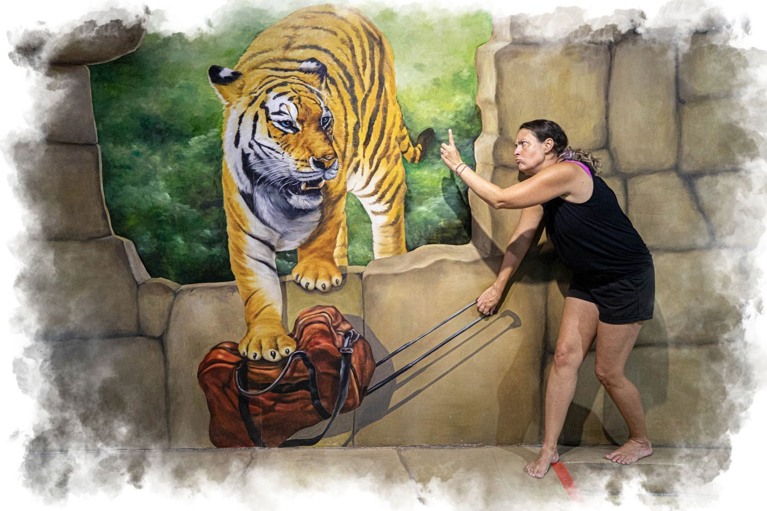 Our experience of the Phuket 3D Museum