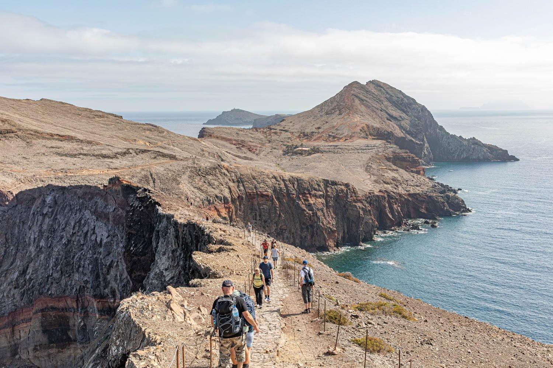 Ponta de Sao Lourenco Walk - A beautiful hike in Madeira