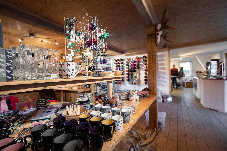 The Ecofarm in Hultet